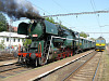 Parní lokomotivy ČSD (muzejní)